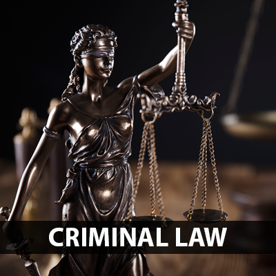 Criminal Law - Daytona Beach Lawyer